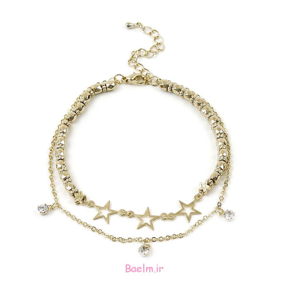 ankle bracelet 10 Ankle Bracelet Designs