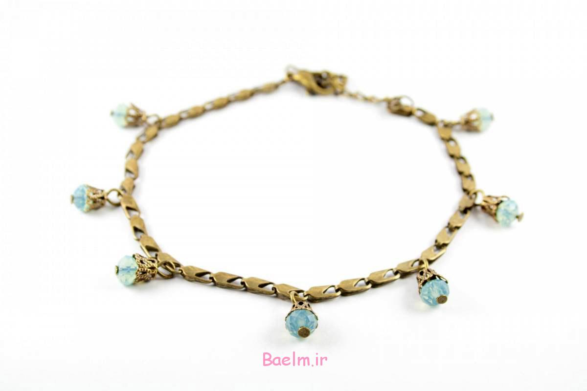 ankle bracelet 5 Ankle Bracelet Designs