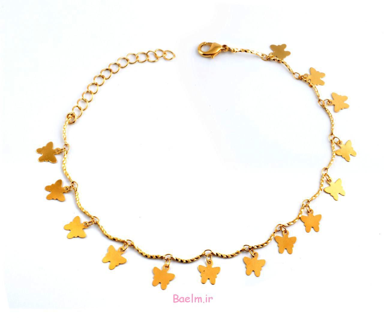 ankle bracelet 8 Ankle Bracelet Designs