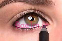 خط چشم,خط چشم نامرئی ,استفاده از خط چشم