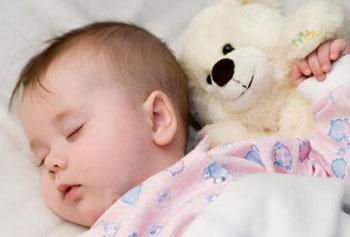 خواب کودکان,خوابیدن کودک