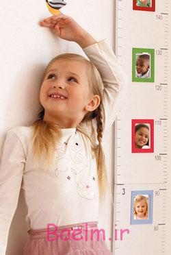 رشد کودکان,هورمون رشد,رشد قدی کودکان