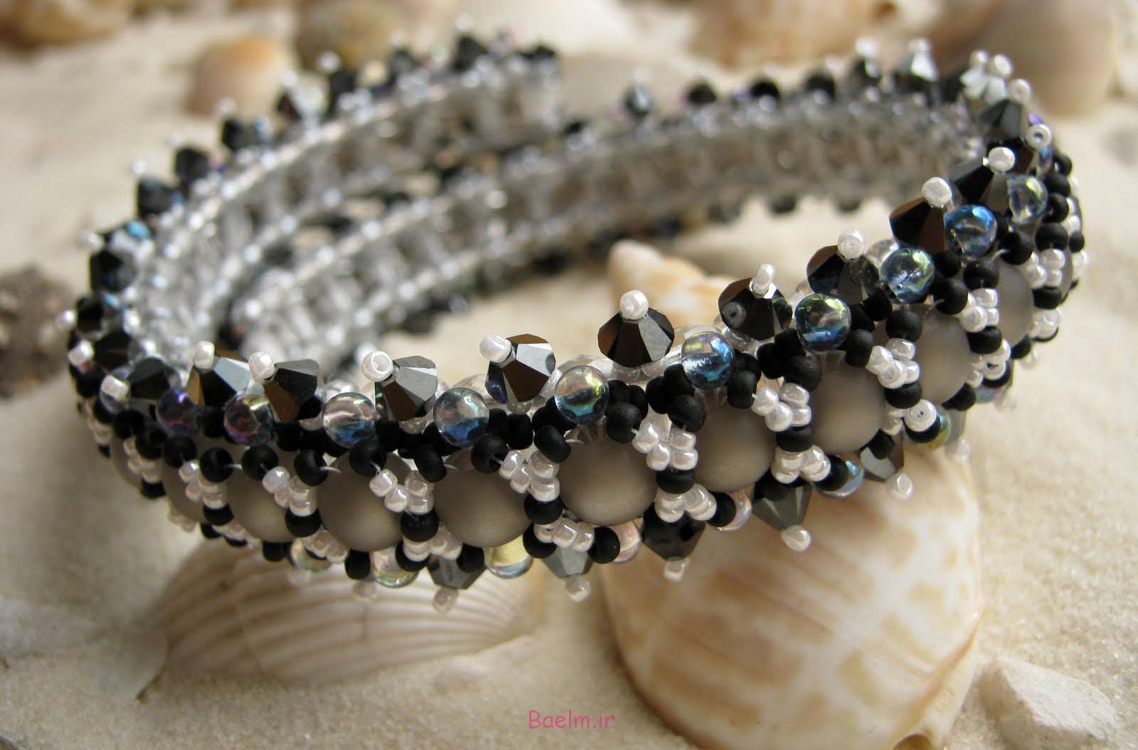 beaded bracelets 1 Beautiful Beaded Bracelets