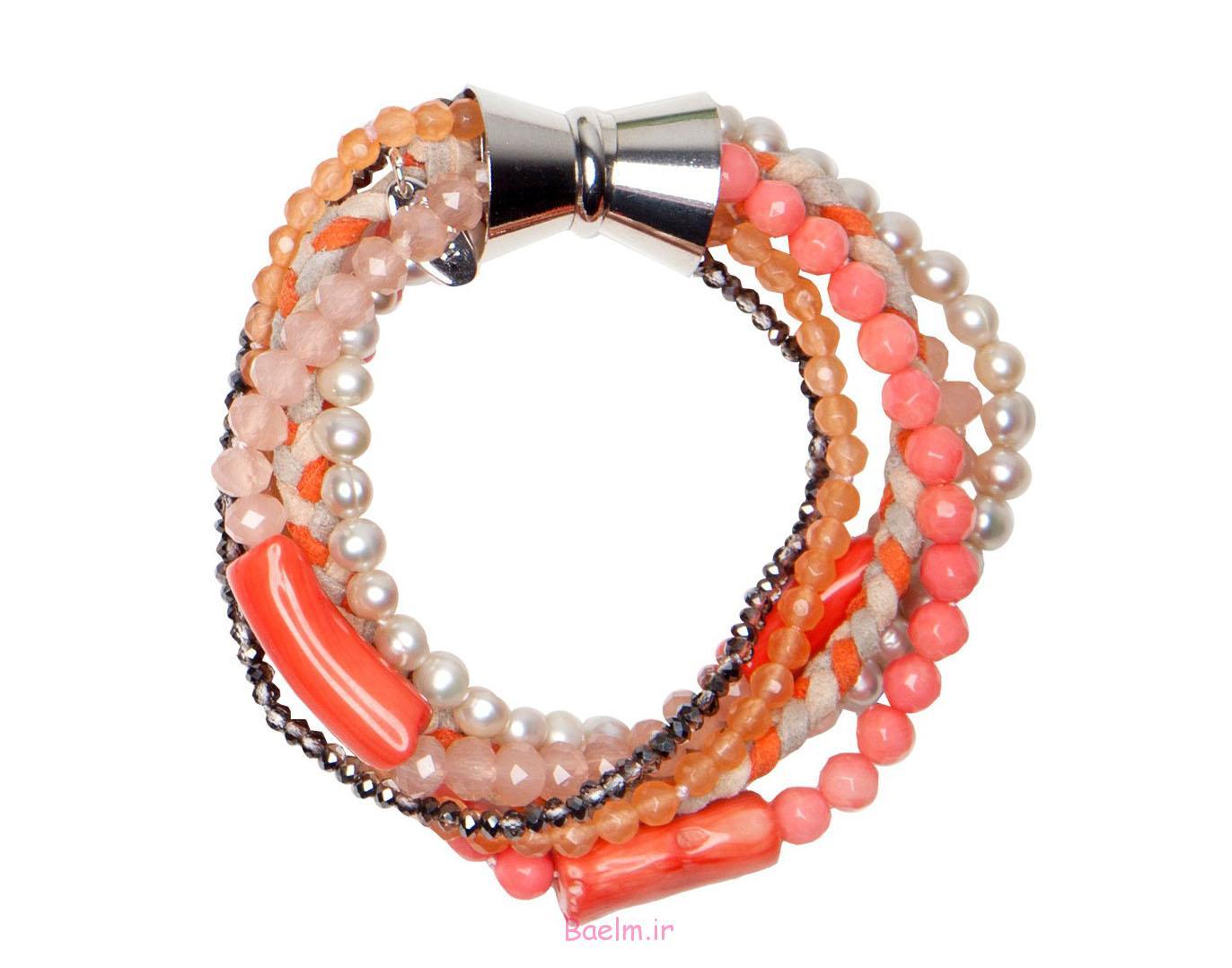 beaded bracelets 12 Beautiful Beaded Bracelets