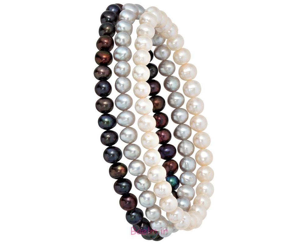 beaded bracelets 14 Beautiful Beaded Bracelets