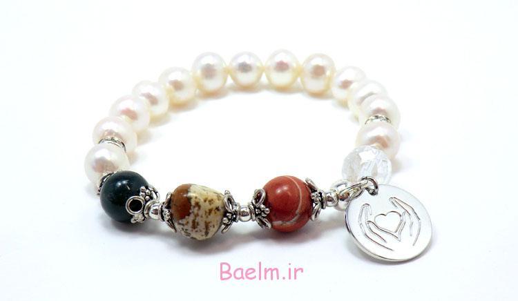 beaded bracelets 15 Beautiful Beaded Bracelets