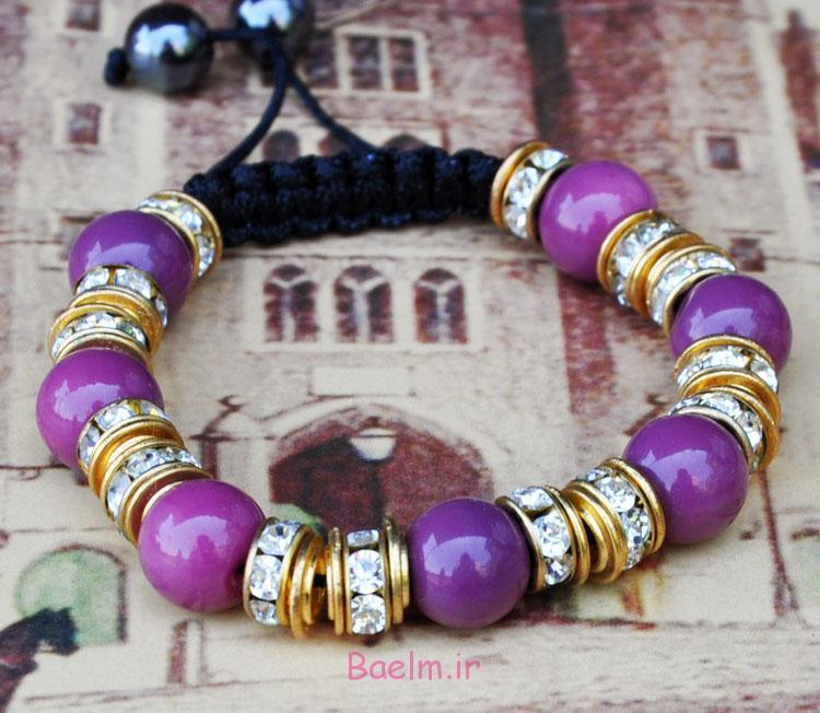 beaded bracelets 2 Beautiful Beaded Bracelets