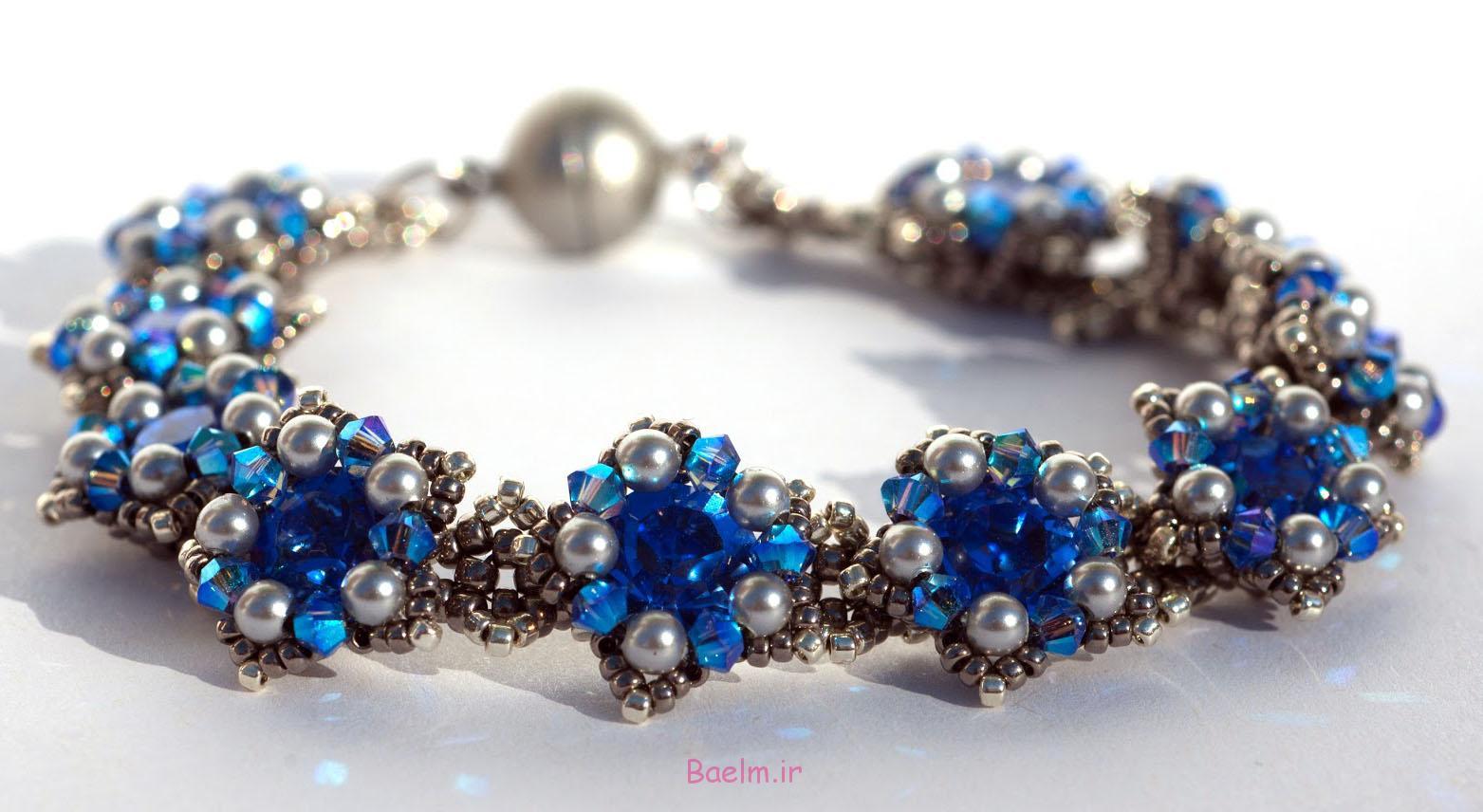 beaded bracelets 5 Beautiful Beaded Bracelets