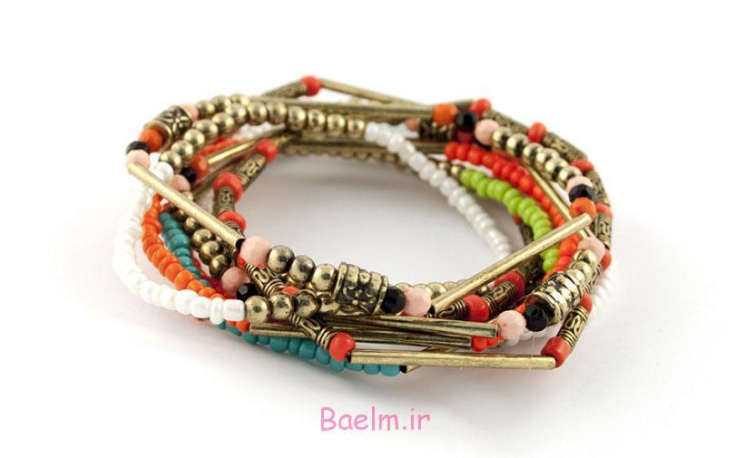 beaded bracelets 7 Beautiful Beaded Bracelets