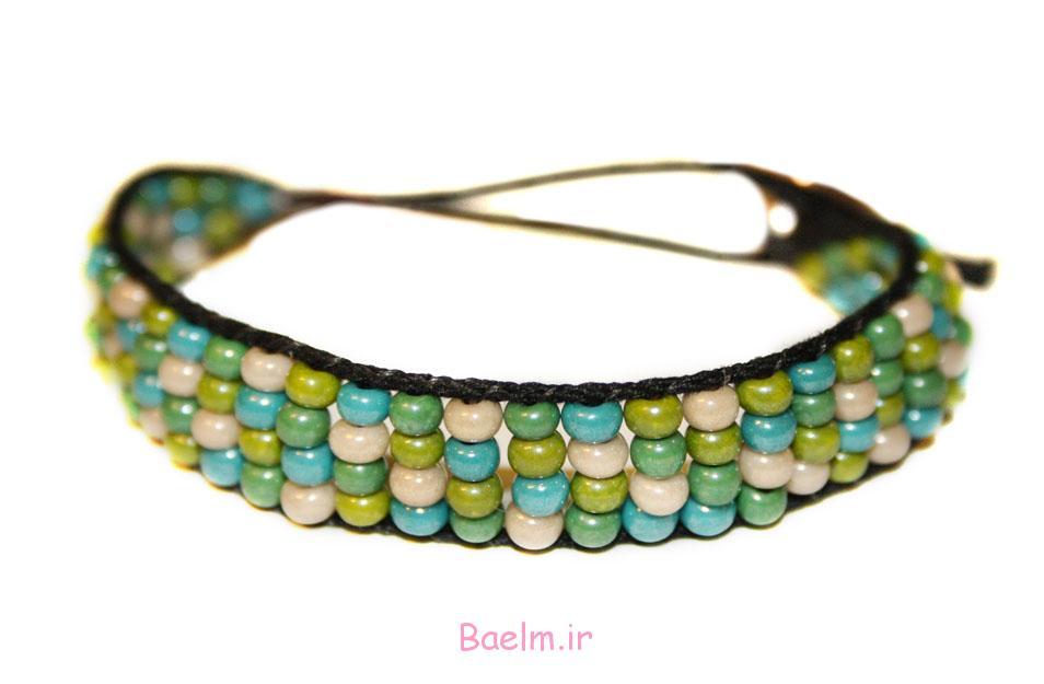 beaded bracelets 9 Beautiful Beaded Bracelets