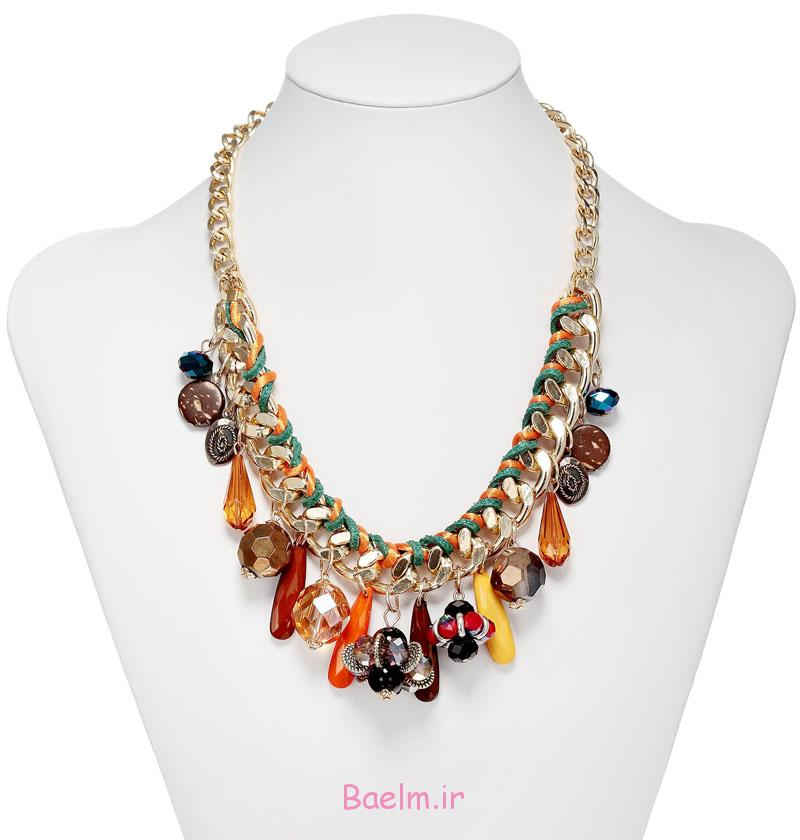 chunky necklace 1 The Best Chunky Necklace Designs