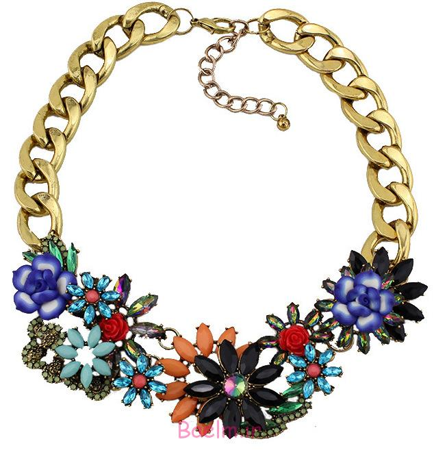 chunky necklace 6 The Best Chunky Necklace Designs