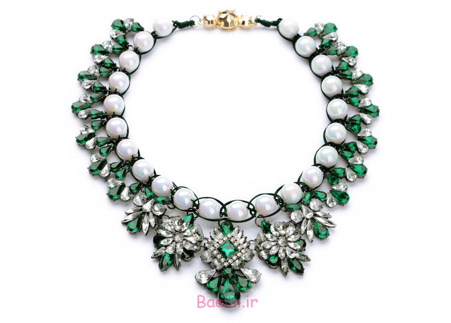 emerald necklace designs 3 Emerald Necklace Designs