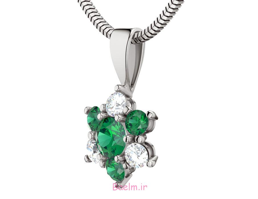 emerald necklace designs 4 Emerald Necklace Designs