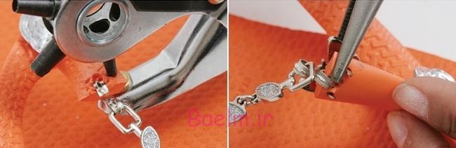 flip-flops-crafts-tutorial-orange-rubber-sandals-beads-chains5