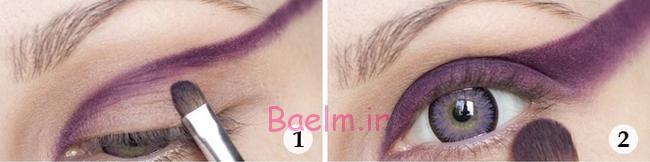 halloween-makeup-ideas-eye-tutorial-purple-magic1