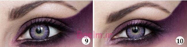 halloween-makeup-ideas-eye-tutorial-purple-magic6