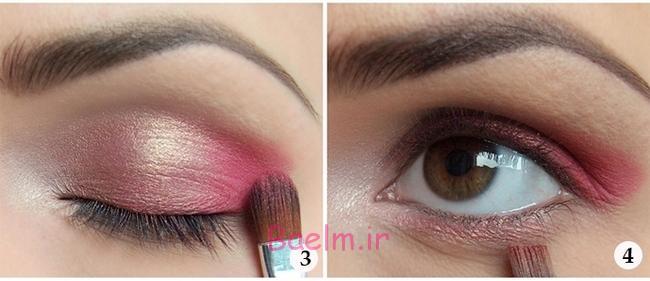 halloween-makeup-ideas-tutorial-orient-lady-exotic-antique-pink2