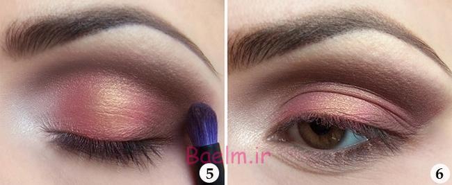 halloween-makeup-ideas-tutorial-orient-lady-exotic-antique-pink3