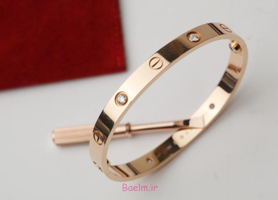 love bracelet 4 Love Bracelet Designs