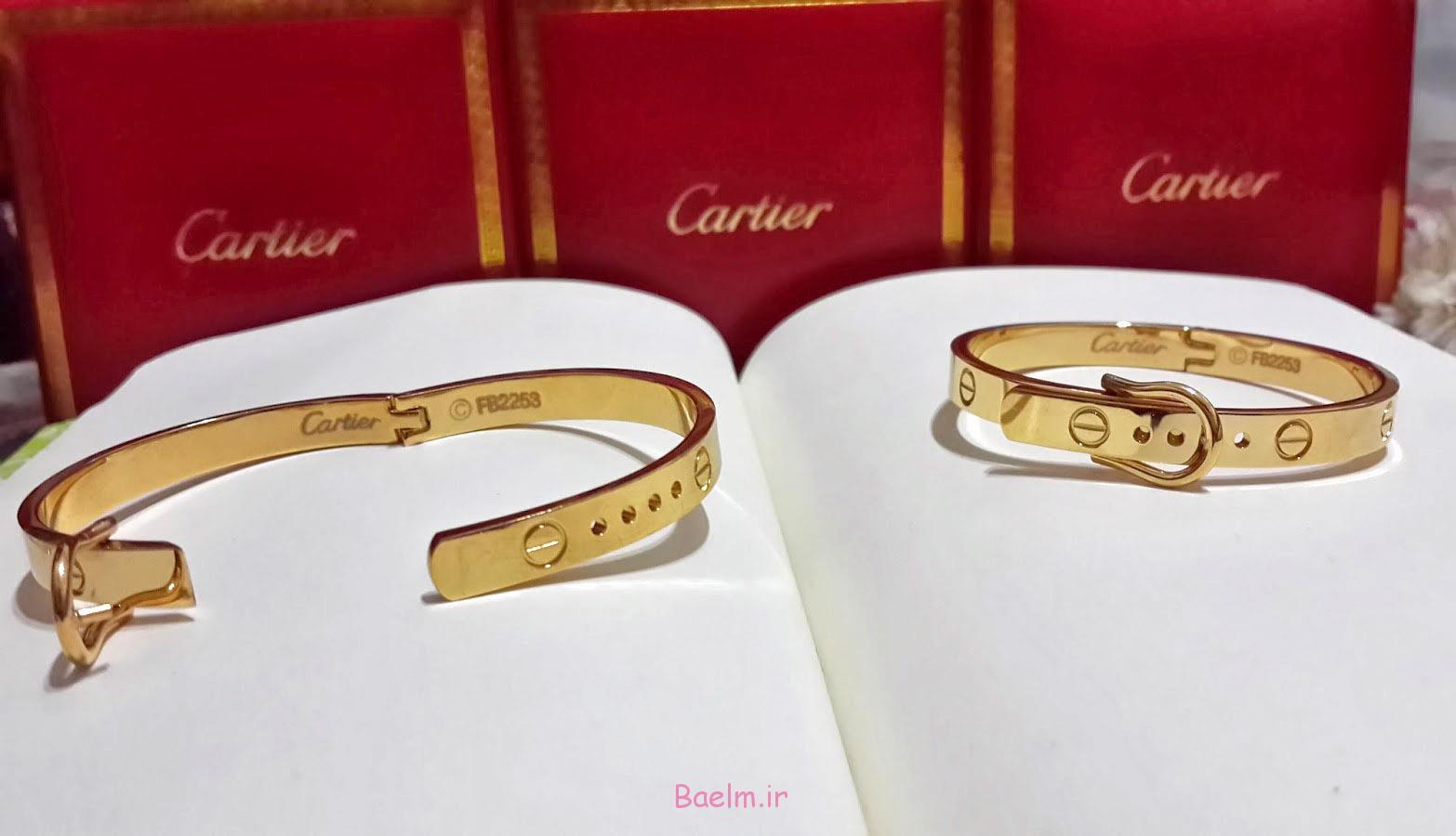 love bracelet 6 Love Bracelet Designs