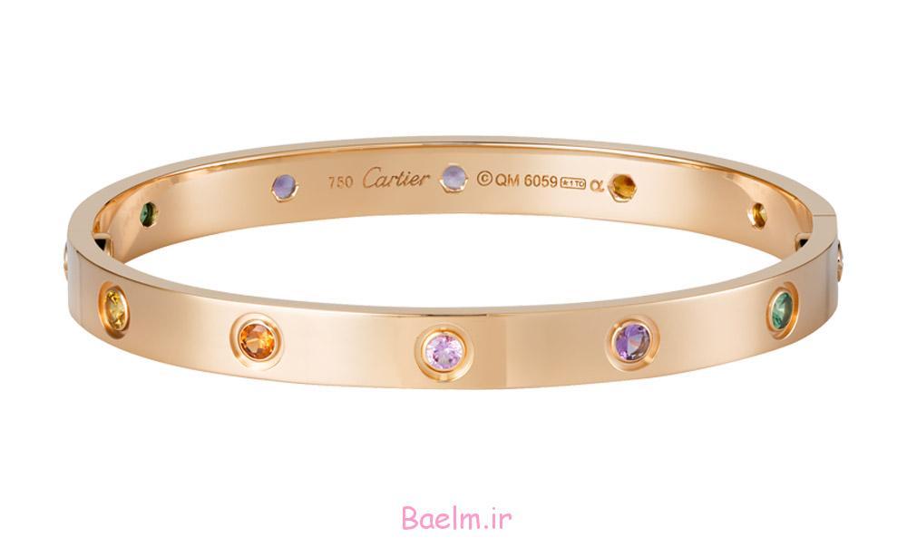 love bracelet 9 Love Bracelet Designs