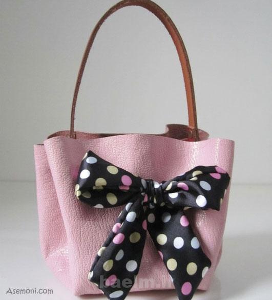 making bag 10 درست کردن کیف دخترانه