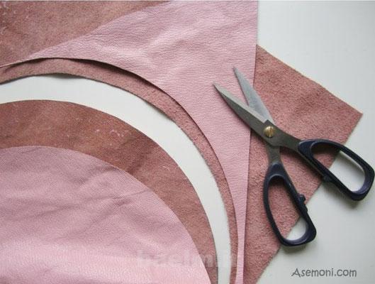 making bag 3 درست کردن کیف دخترانه