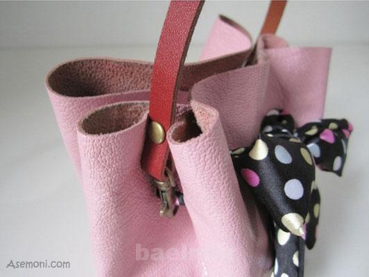 making bag 9 درست کردن کیف دخترانه