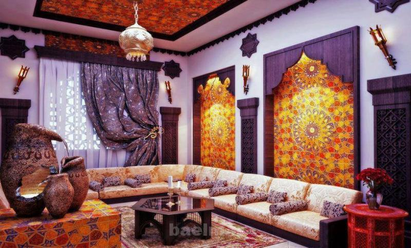 moroccan decor 3 Moroccan Decor