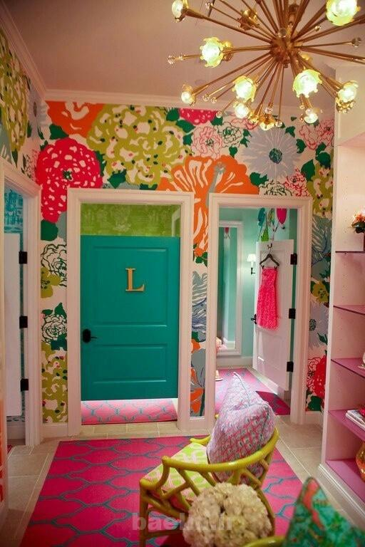 most colorful home wallpapers 10 Most Colorful Home Wallpapers