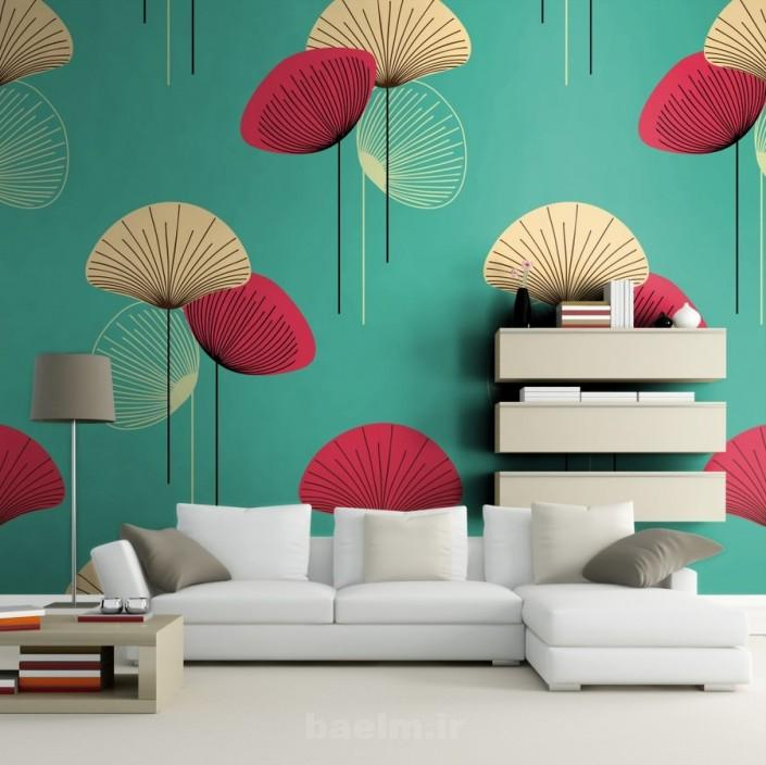 most colorful home wallpapers 13 Most Colorful Home Wallpapers