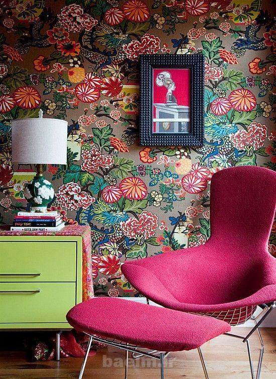 most colorful home wallpapers 15 Most Colorful Home Wallpapers
