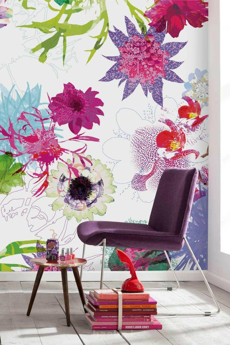 most colorful home wallpapers 6 Most Colorful Home Wallpapers