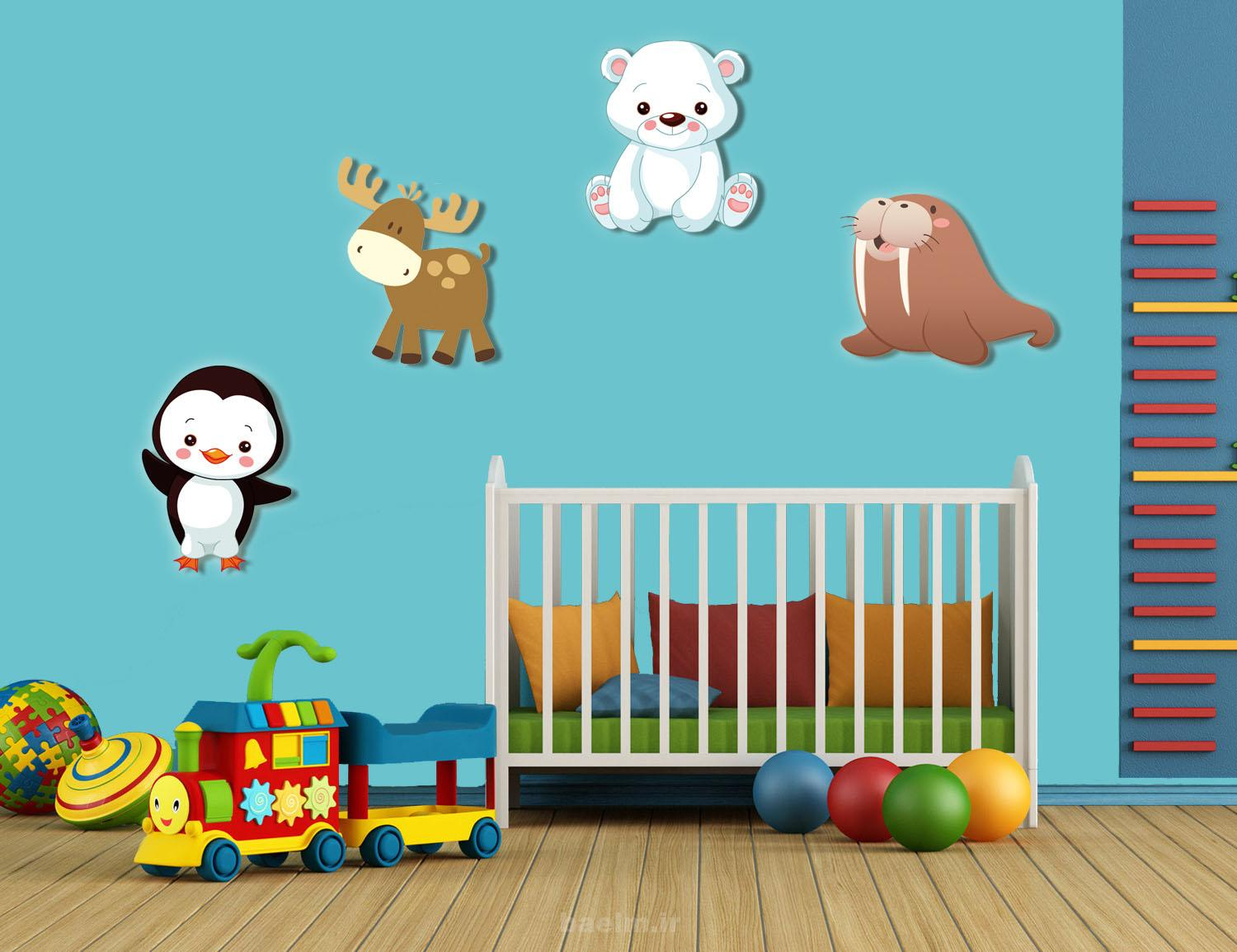 nursery wall decor 15 Nursery Wall Decor