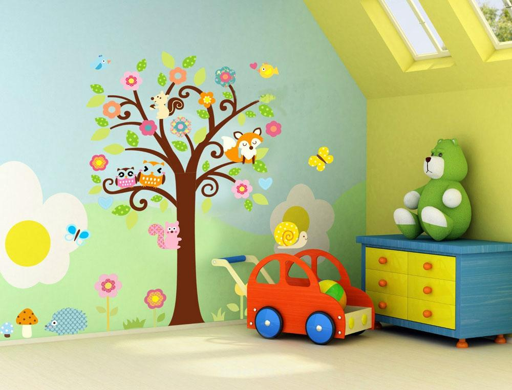 nursery wall decor 2 Nursery Wall Decor