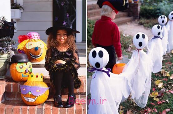 عکسهای خنده دار از مراسم هالووین در فضای باز (سری 2)