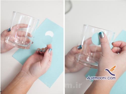 patineh1 آموزش پتینه روی ظروف شیشه ای
