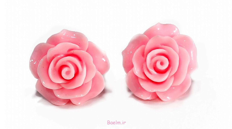 pink earring designs 7 Pink Earring Desings
