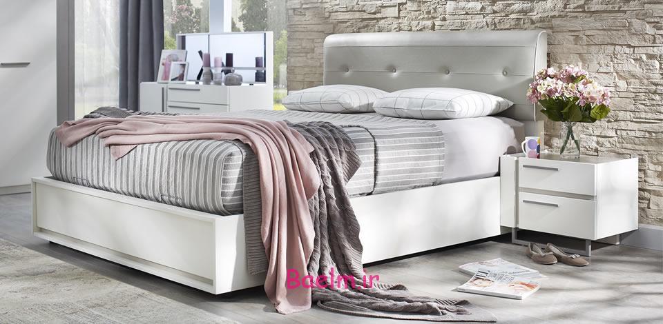 purity of white bedroom decor 1 Purity Of White Bedroom Decor