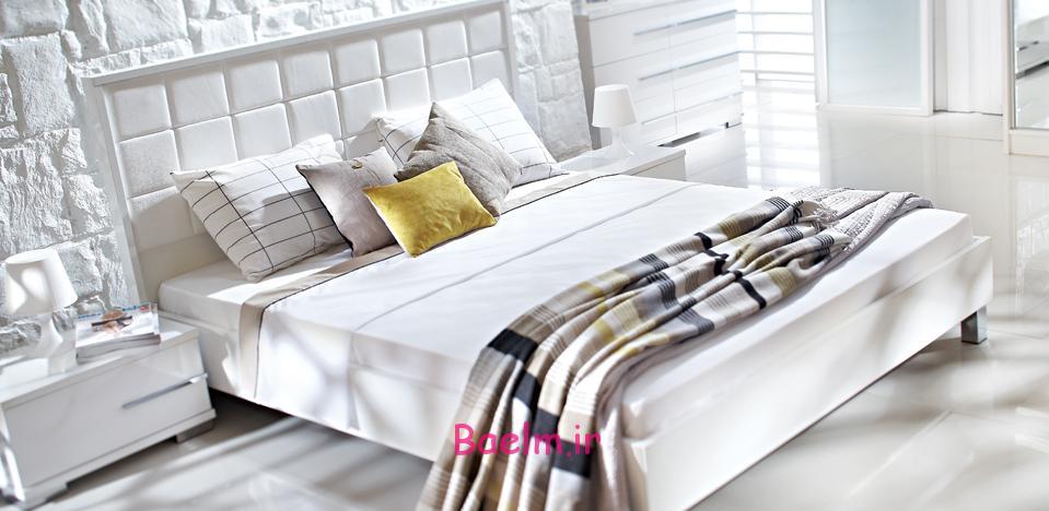 purity of white bedroom decor 4 Purity Of White Bedroom Decor
