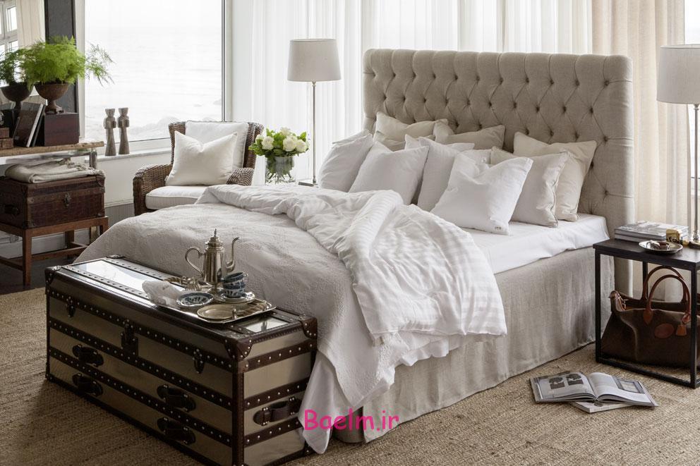purity of white bedroom decor 5 Purity Of White Bedroom Decor