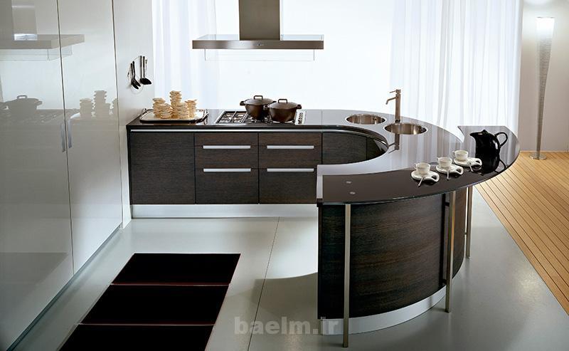 عکس هایی از شیک ترین و مدرن ترین آشپزخانه های دنیا(سری2)