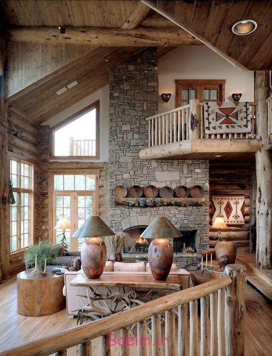 rustic home decor 22 Rustic Home Decor
