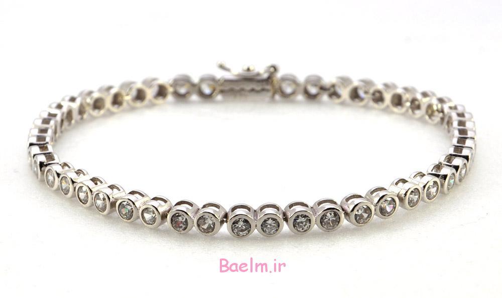 silver bracelet 11 Silver Bracelet Designs