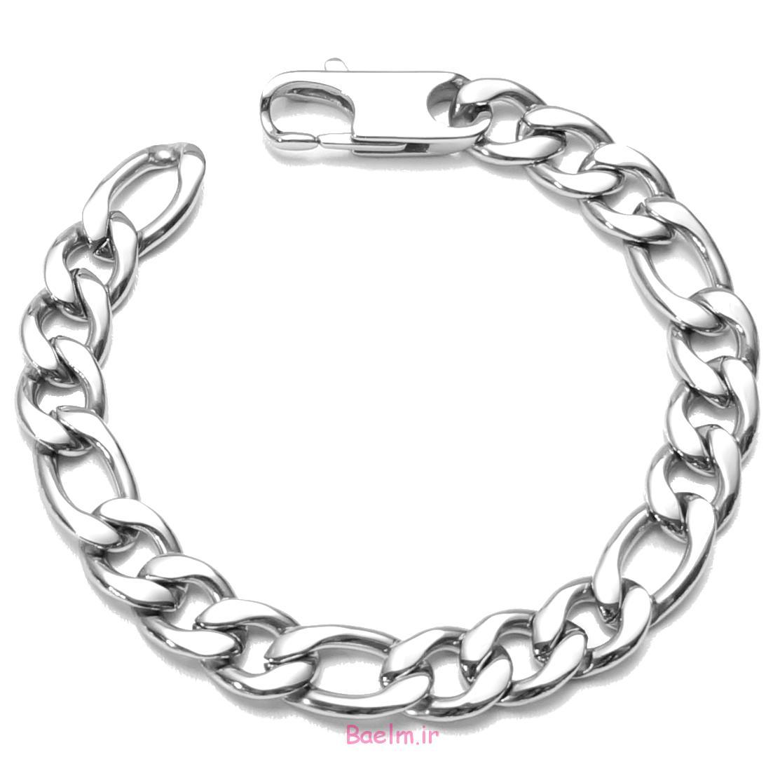 silver bracelet 14 Silver Bracelet Designs