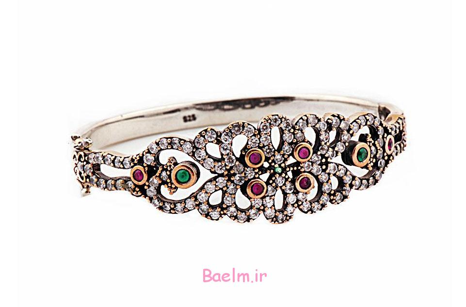silver bracelet 16 Silver Bracelet Designs