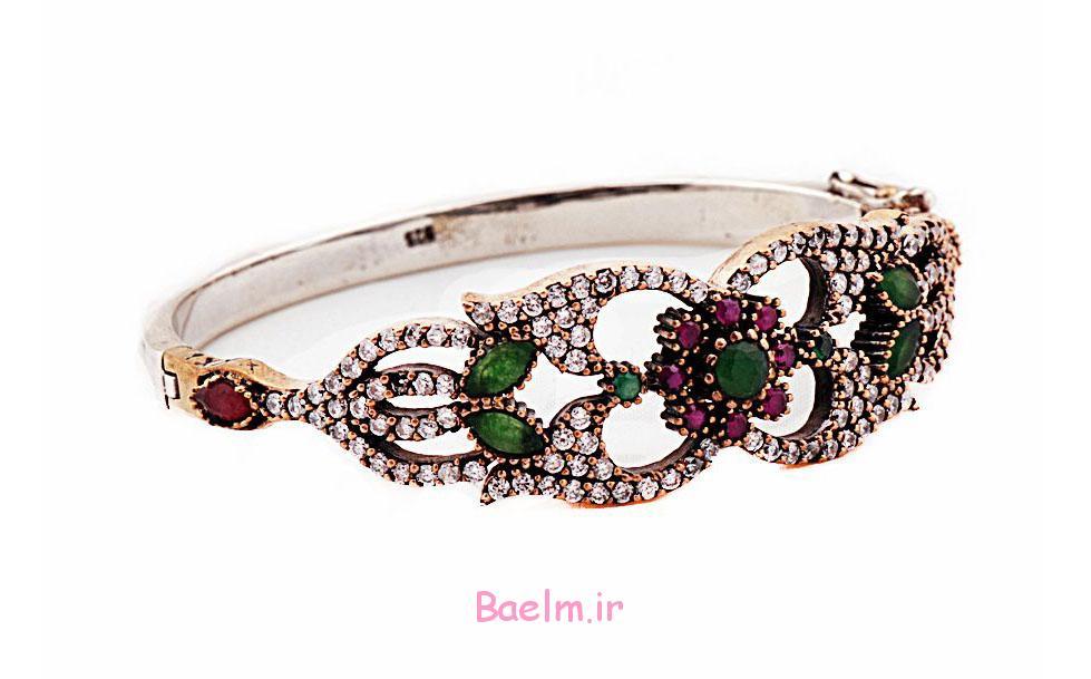 silver bracelet 17 Silver Bracelet Designs