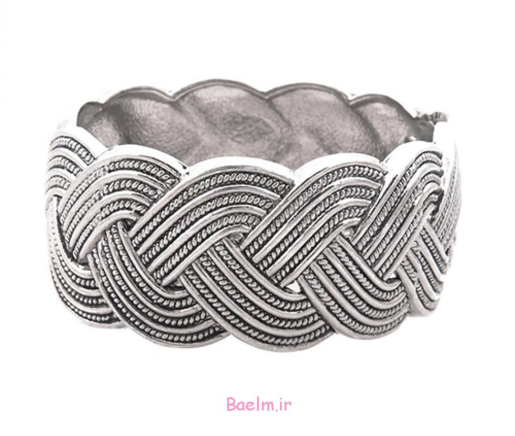 silver bracelet 5 Silver Bracelet Designs