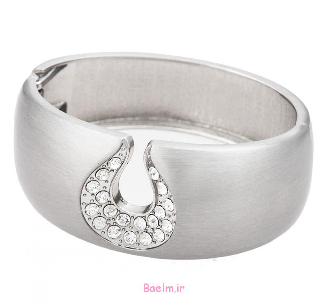 silver bracelet 6 Silver Bracelet Designs